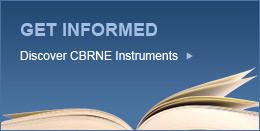 Browse our CBRNE instruments